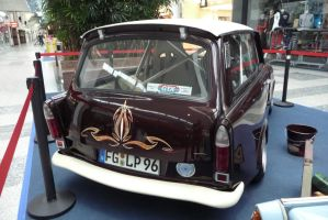Airbrush Trabant by theTobs
