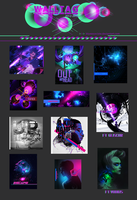 WallTag2012-2013 by BlueExorciste