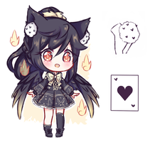Yanny Adoptable #5 [AUCTION] CLOSED by Seraphy-chan