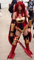 Erza Scarlet - Flame Empress by speckles-cosplay