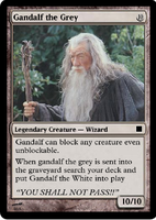 Gandalf the Grey by notalonewolf20