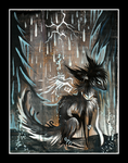 Thunderstorm by IceandSnow