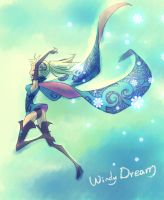 Windy Dream by ZiyoLing