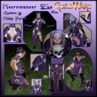 Guild Wars Eve Costume 2007 by smorggie