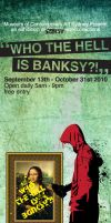 who the hell is banksy 2 by mypthe13th