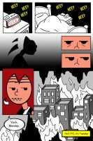 Life in the Pits: Page 1 by PencilMonkey