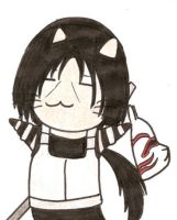 Kitty Cat Anbu Itachi by Stephy-McFly