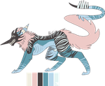 beast Adopt Open by Demon1cAdopts