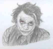 The Joker by Norners