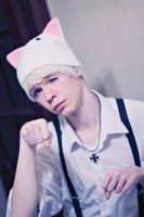 Prussia Cosplay by xVIDx