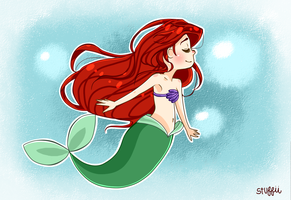 Ariel by Stuffii