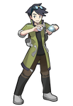 XY/ORAS Fullbody Experiment 5 by Ravenide