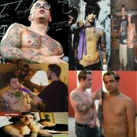 Topless A7X *coughs* Ahem... by ZackyFoREVerSynyster