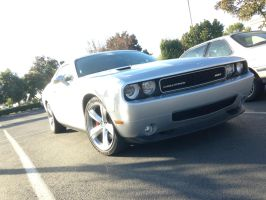 Lot Shots - Challenger SRT8 by ky9272