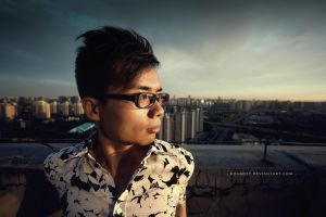 Another Colleague by roamest
