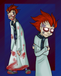 Zombie Lodger by Chiyosen