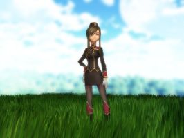 MMD - Tales of the Abyss: Tear by Cherrie-Peach