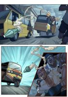 Wreackless Comic Page 3 by ifesinachi