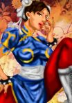 CapcomGirls  ChunLi by FallenCryingDevil