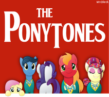 The Ponytones by MrCbleck