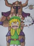 I See Dead People... (TLOZ) by partyboy3543