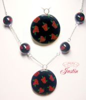 Justin Necklace by SweetCandyDreams