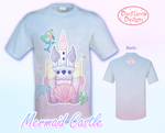 Mermaid Castle Shirt by ShyDaniLamb