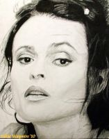 Helena Bonham Carter by DarkCalamity
