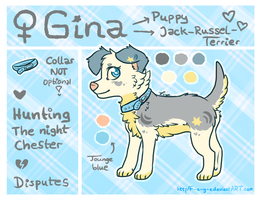 Gina AUCTION (CLOSED) by Fayven
