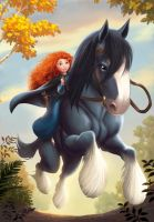Brave Cover 4 by JPRart