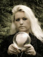 The Crystal Ball by Daughter-of-Hecate