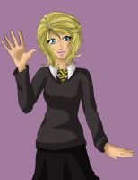 HP Next Gen OC: Letitia Curlin by Miscellaneously-Kina
