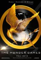 Hunger Games Cinna Poster by heatona