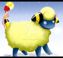 Mareep by FranciscoMercado
