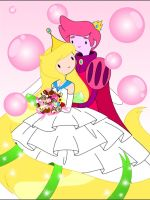 Fionna x Prince Gumball by Live4Adventure