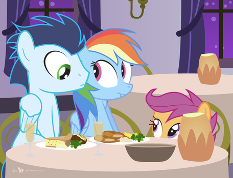 Table For Three [!C] by dm29
