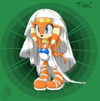 Tikal married by BlackBy