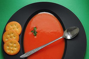 tomato soup by courey