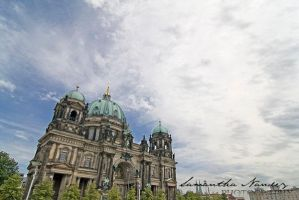 Berliner Dom by BlackCarrionRose