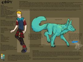 Ref - Cody - 2009 by GhostTheZombie