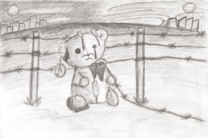 Left behind... by Chibi-Rie