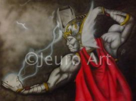 The Real Thor by JEURO85