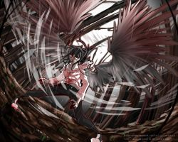 Jeff the killer by Asur-Fallinplim
