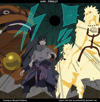 Naruto 640 Color by justwant2fly