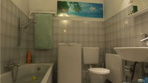 Interior - Bathroom $2 by Puttee