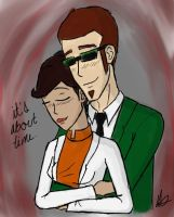 It's about freaking time by RexFangirl