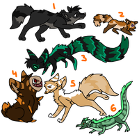 Adoptable Batch by Aevaln