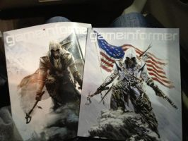 AC3 Game Informers by MikuLance382