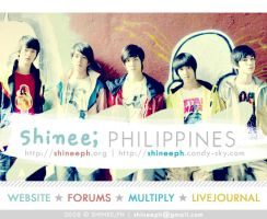 SHINee Philippines by mish18