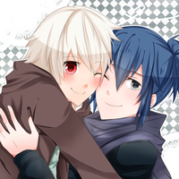 No.6 - Shion and Nezumi by finnborden